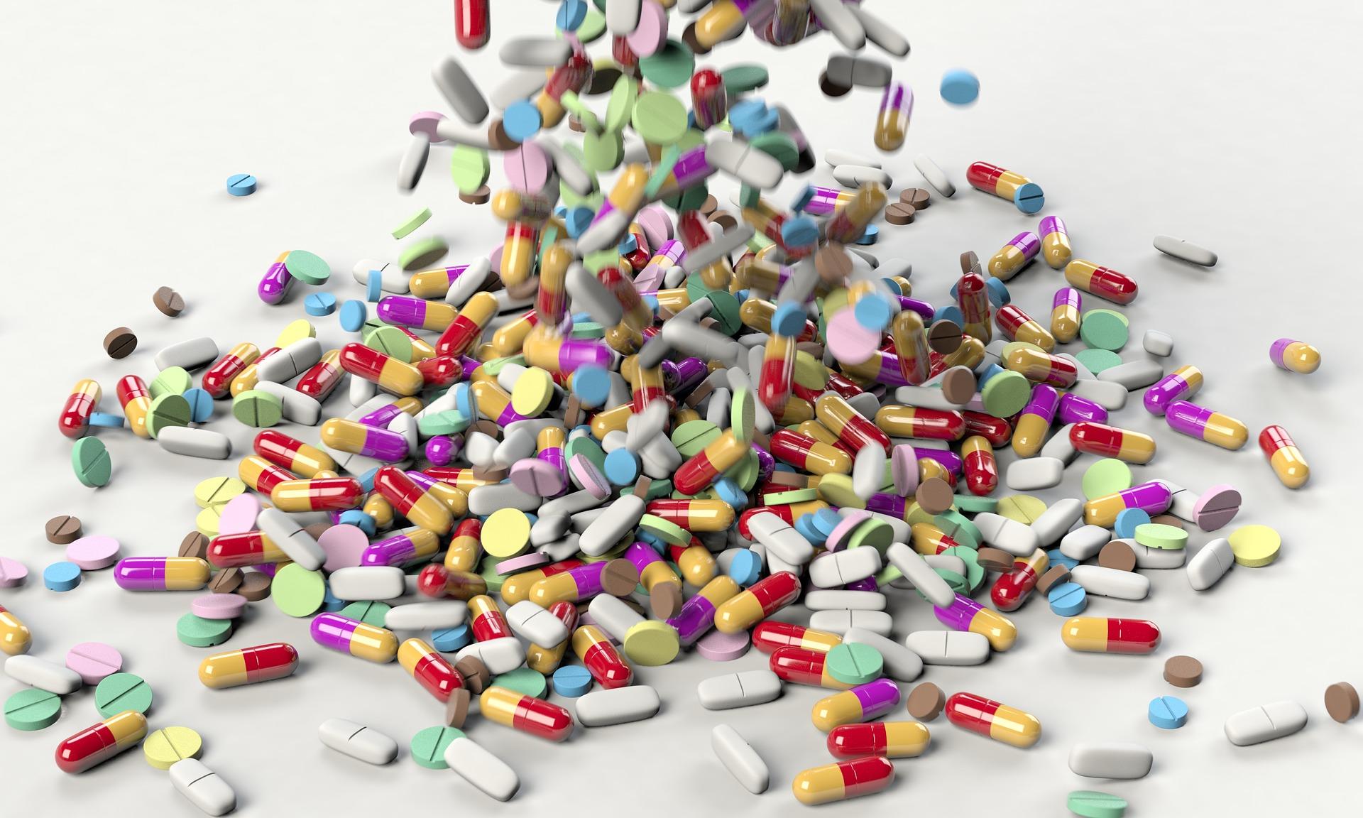 medicijnvoorraad