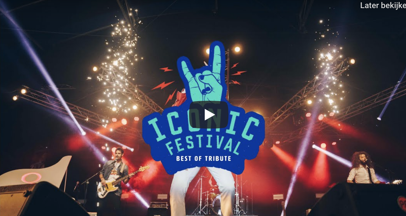 Iconic festival