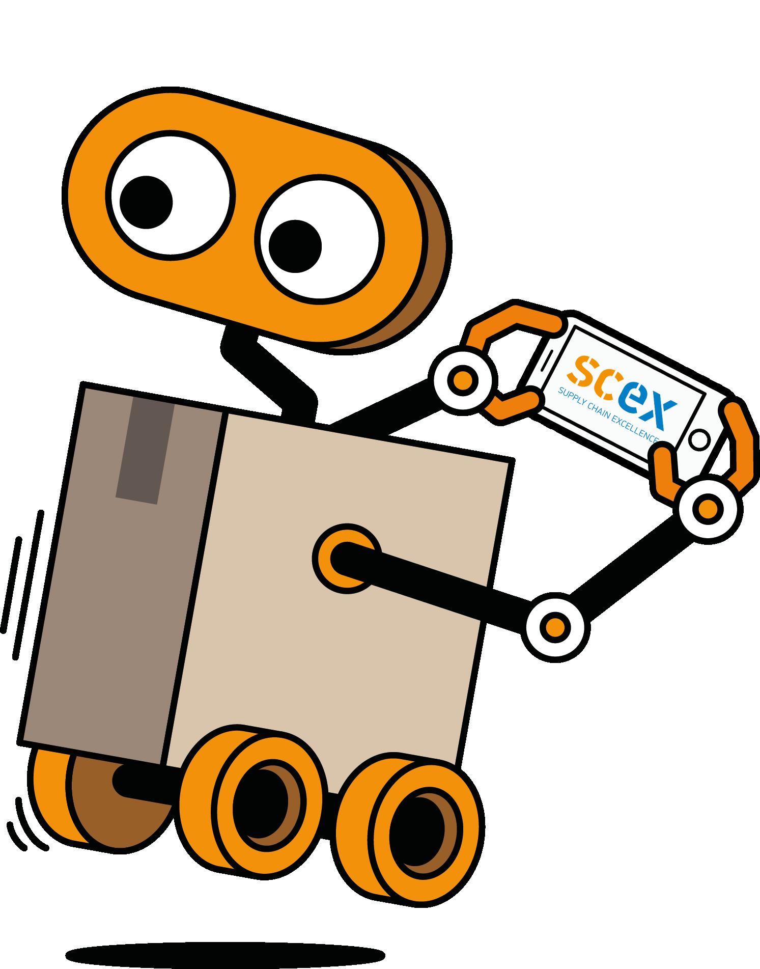 Scexie van SCEX - supply chain en logistieke vraagstukken